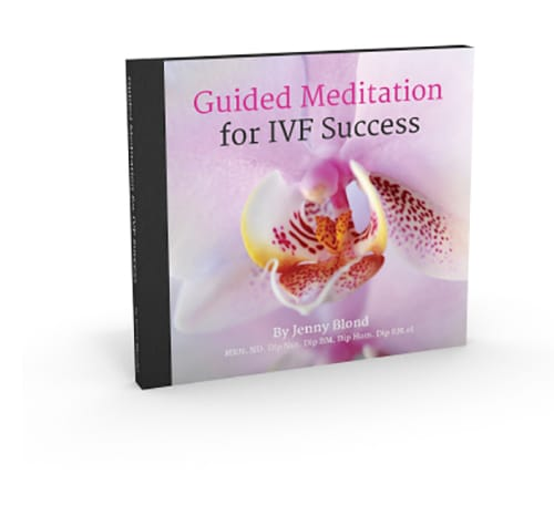 Guided Meditation for IVF Success By Jenny Blondel