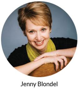 Naturopath Jenny Blondel