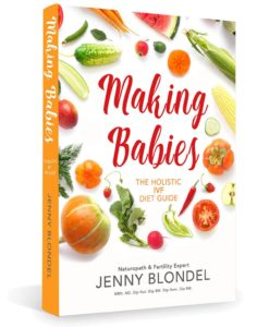Making Babies with Jenny Blondel