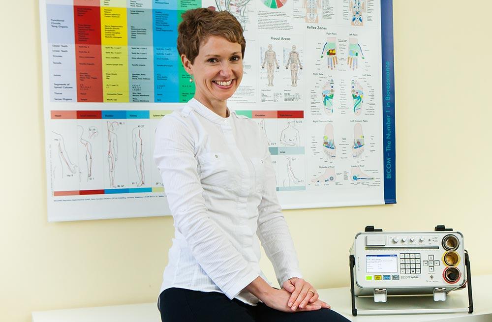 Jenny Blondel - Bioresonance Practitoner and Trainer